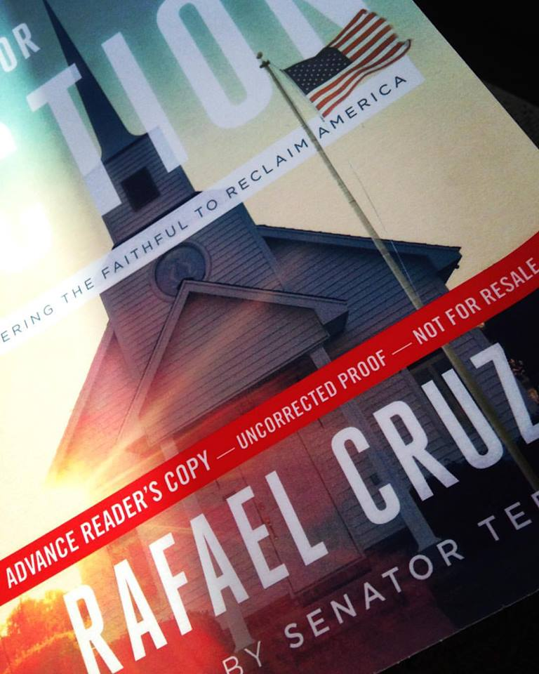 A Time for Action - Rafael Cruz