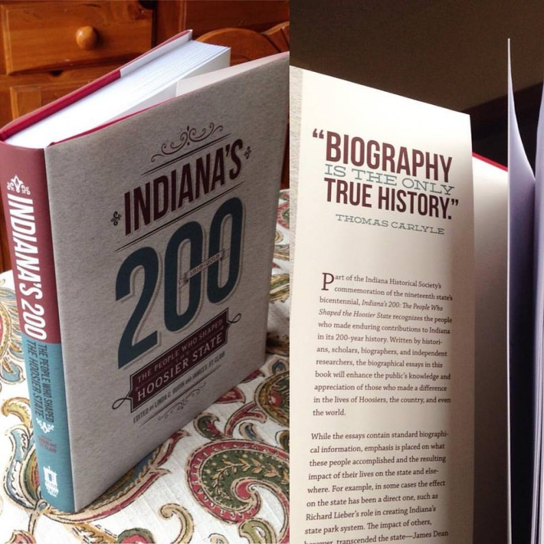 Indiana 200 cover